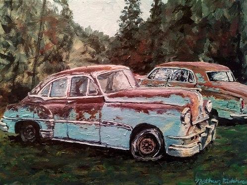 Rusty in Syringa by Nathun Finkhouse