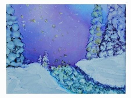 Snowy River- Card