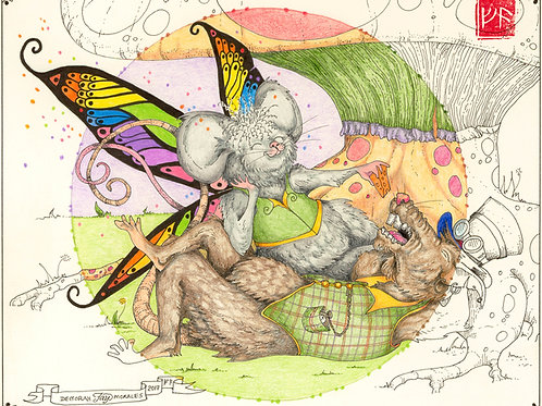 Faerie Mouse