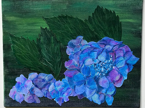 Summer Garden Dream #3 by Wanda Brewster