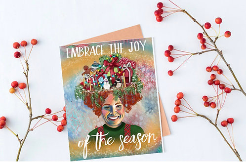 Embrace the Joy Card