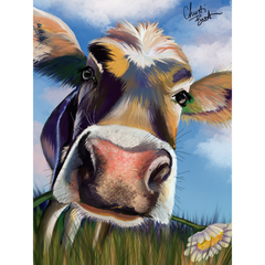 Moo! Christy's Commission