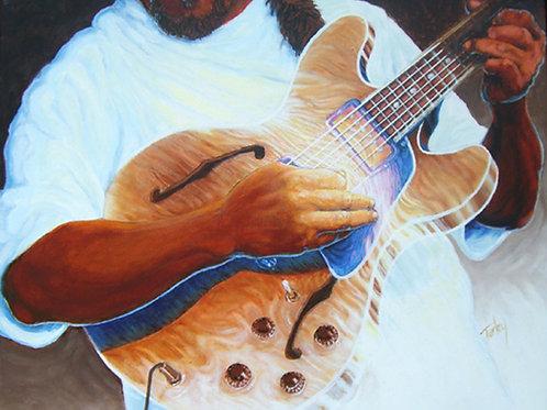 Neville's Guitar