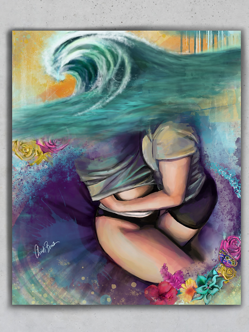 Washed Away by Christi Brittain