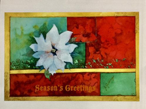 Season's Greetings cards (6pc.)