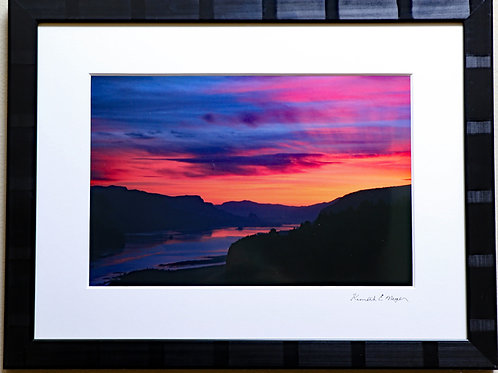 Crown Point Sunrise by Kenneth E Meyer