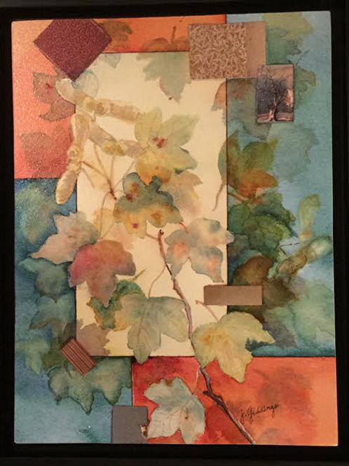 Leaves #2 by J. Giddings
