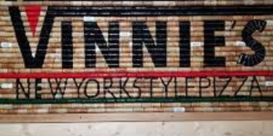Vinnie's Pizza- Art Exhibit