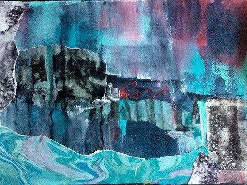 Northern Lights by Katey Sandy