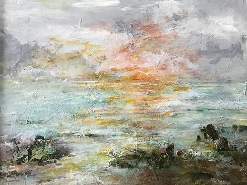 Tide's Out by Katey Sandy
