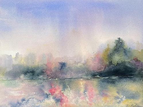 Morning Breeze by Sandra Yorke