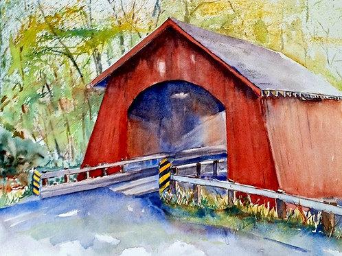 Yachats River Bridge