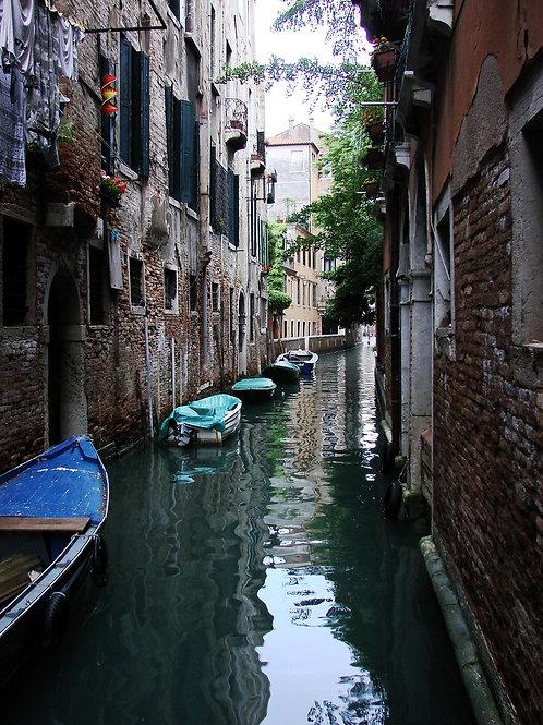 Venice Canal bySusan Williams