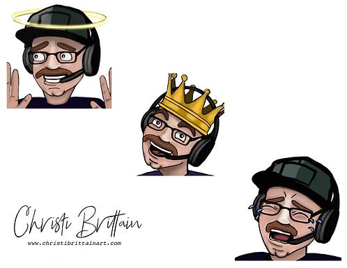 Edward's Emotes