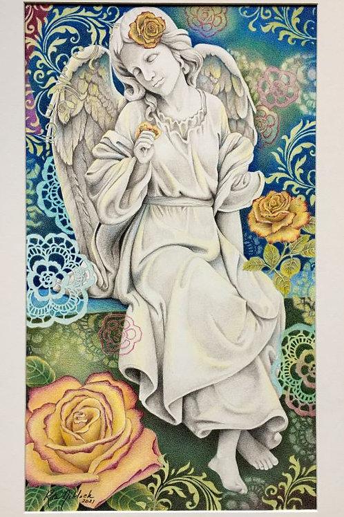 Angelic Garden by Rita Niblock