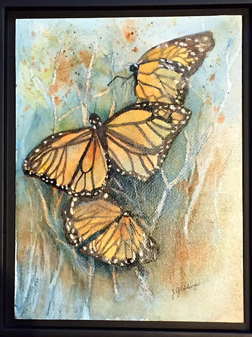 Monarch #1 by J. Giddings