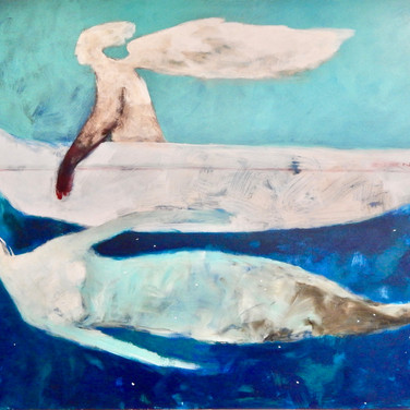 Nornour Angel and Mermaid