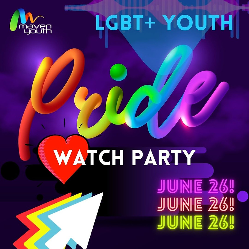 Pride Watch Party: Youth