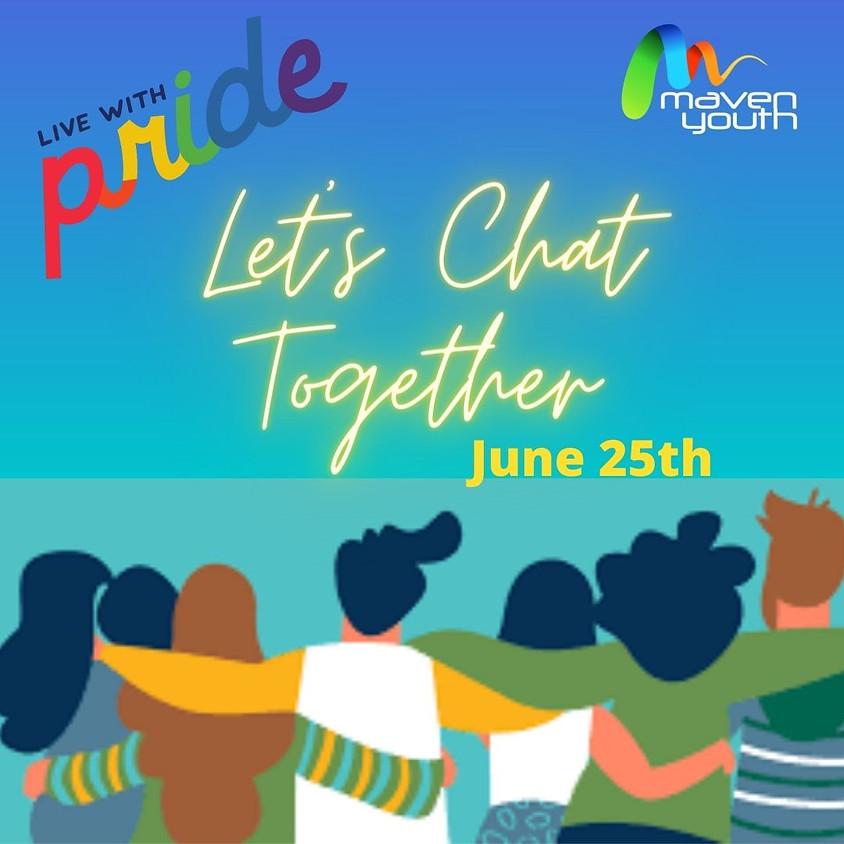 Pride Campfire Chat