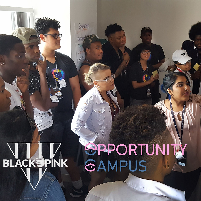 2021 National LGBT+ Youth Tech Summer Camp
