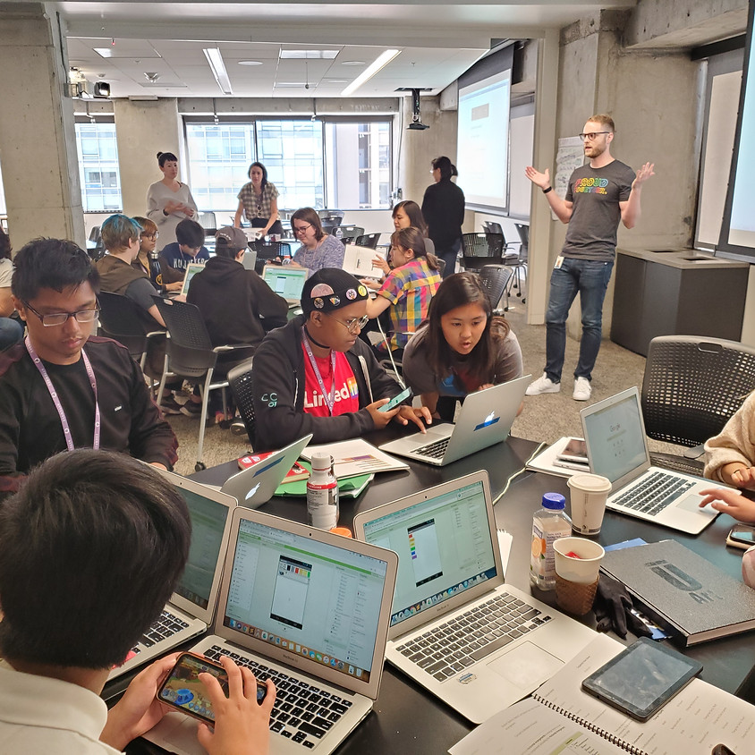 2021 National LGBT+ Youth Summer Tech Camp