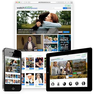Streaming Video Rental Service