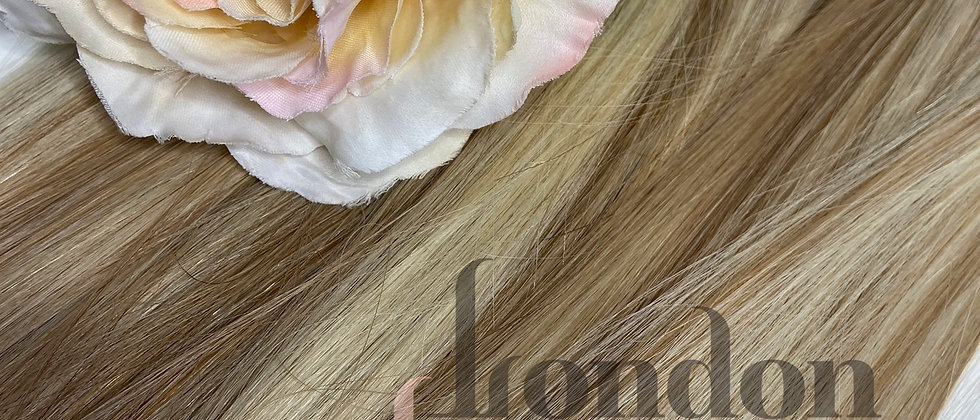 60/8  blonde blend Clip in Hair Extensions