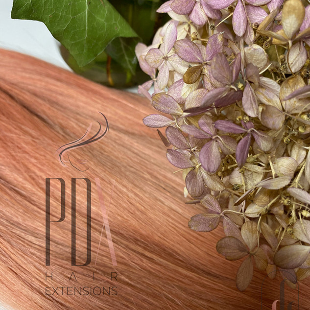 135 Sunset Blonde PDX Hair Extensions .j