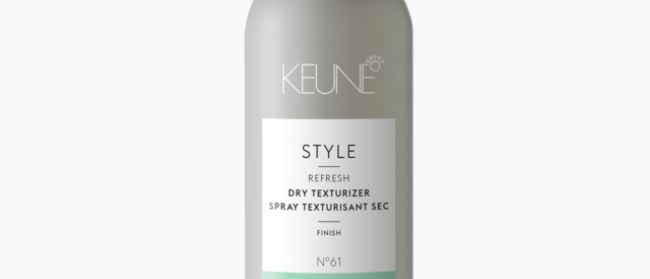 STYLE DRY TEXTURIZER