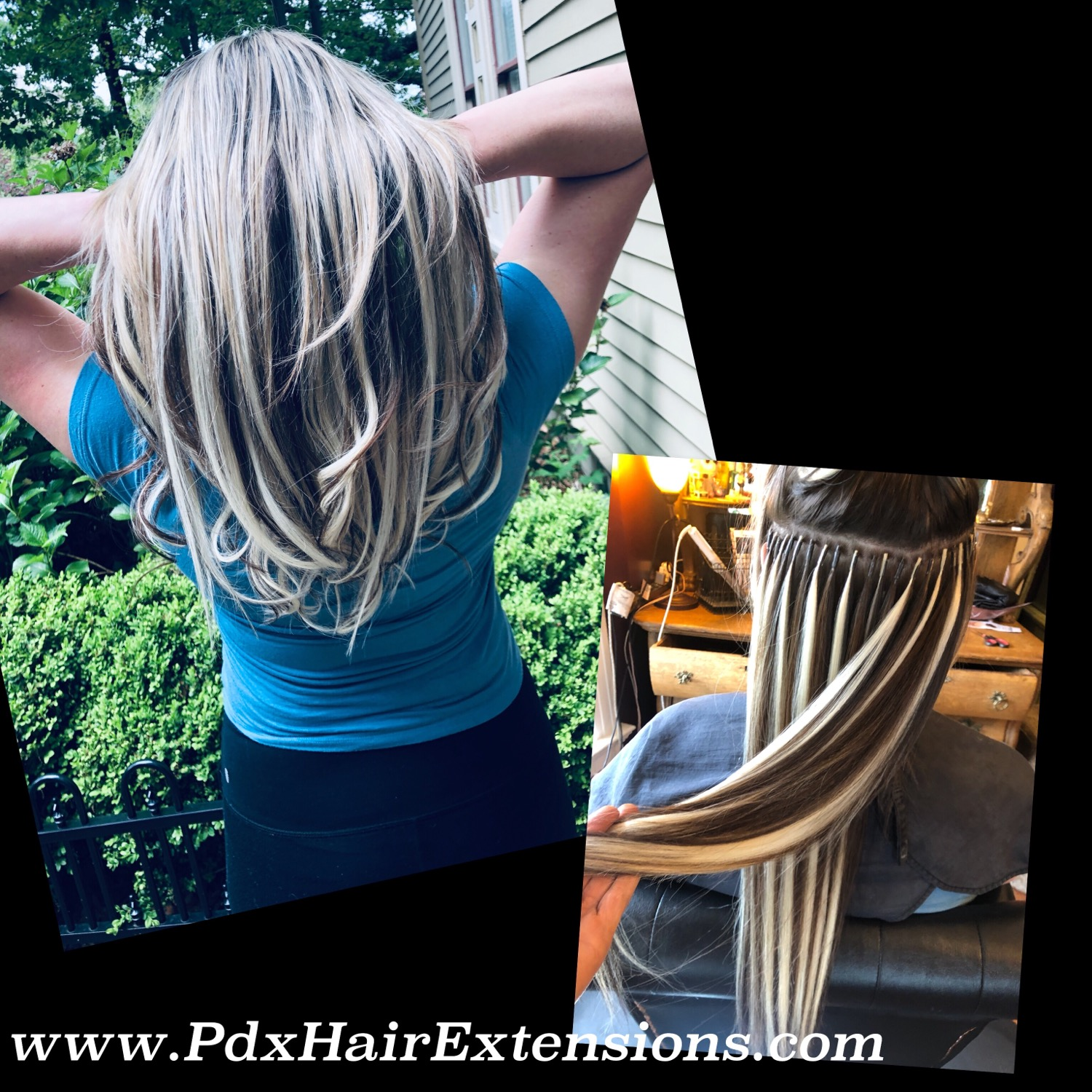 Fusion Adherred Extensions