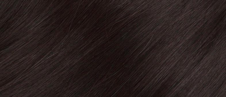 #1B Darkest Brown/Black Clip In