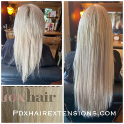 Pdx hair extensions
