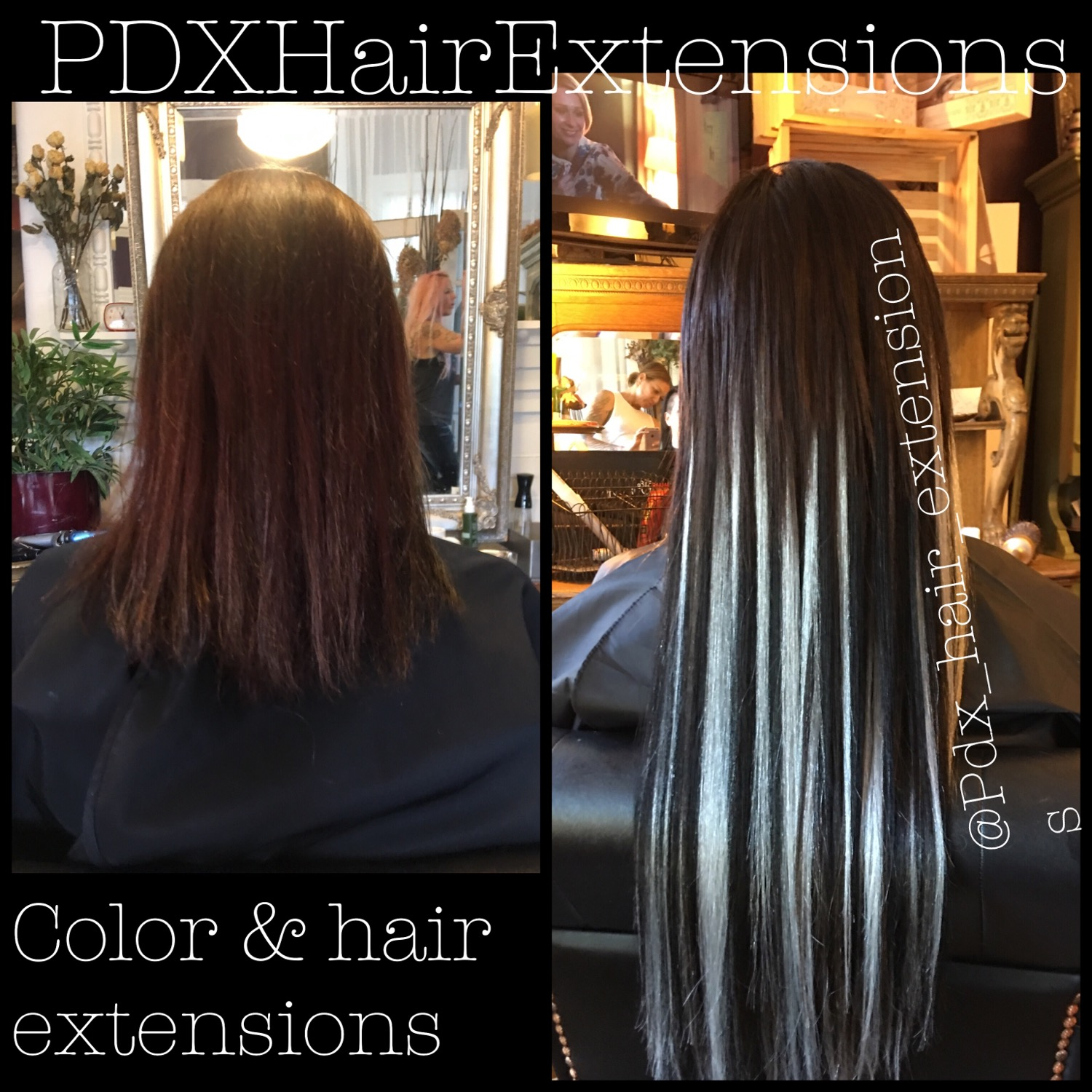 Before & After Highlight Extensions