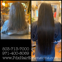 Before & After: Brown Extensions