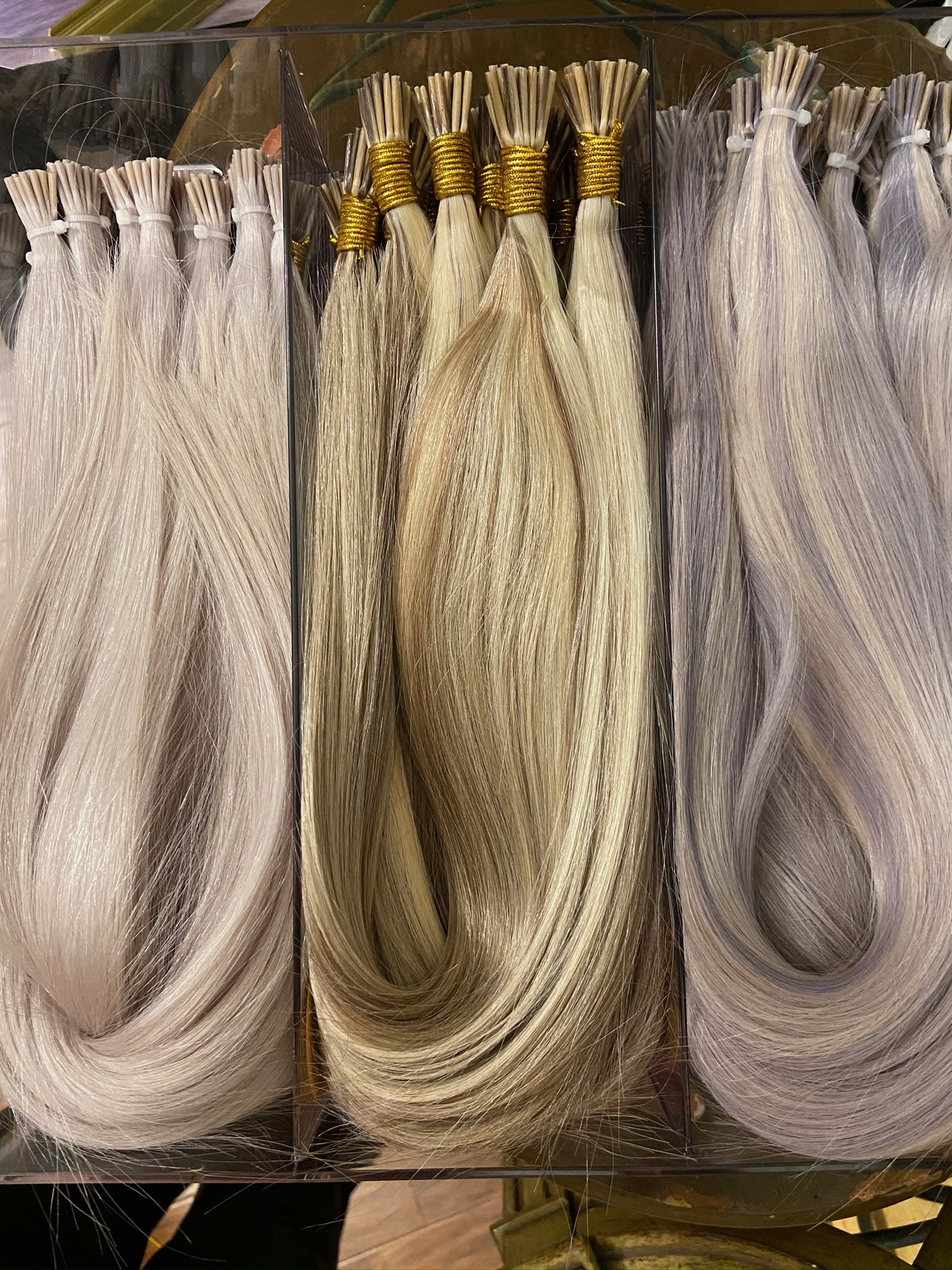 Hair Extension inventory