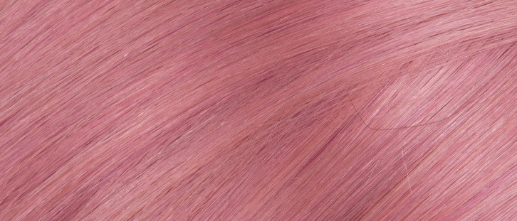 Pink Clip In Hair Extension