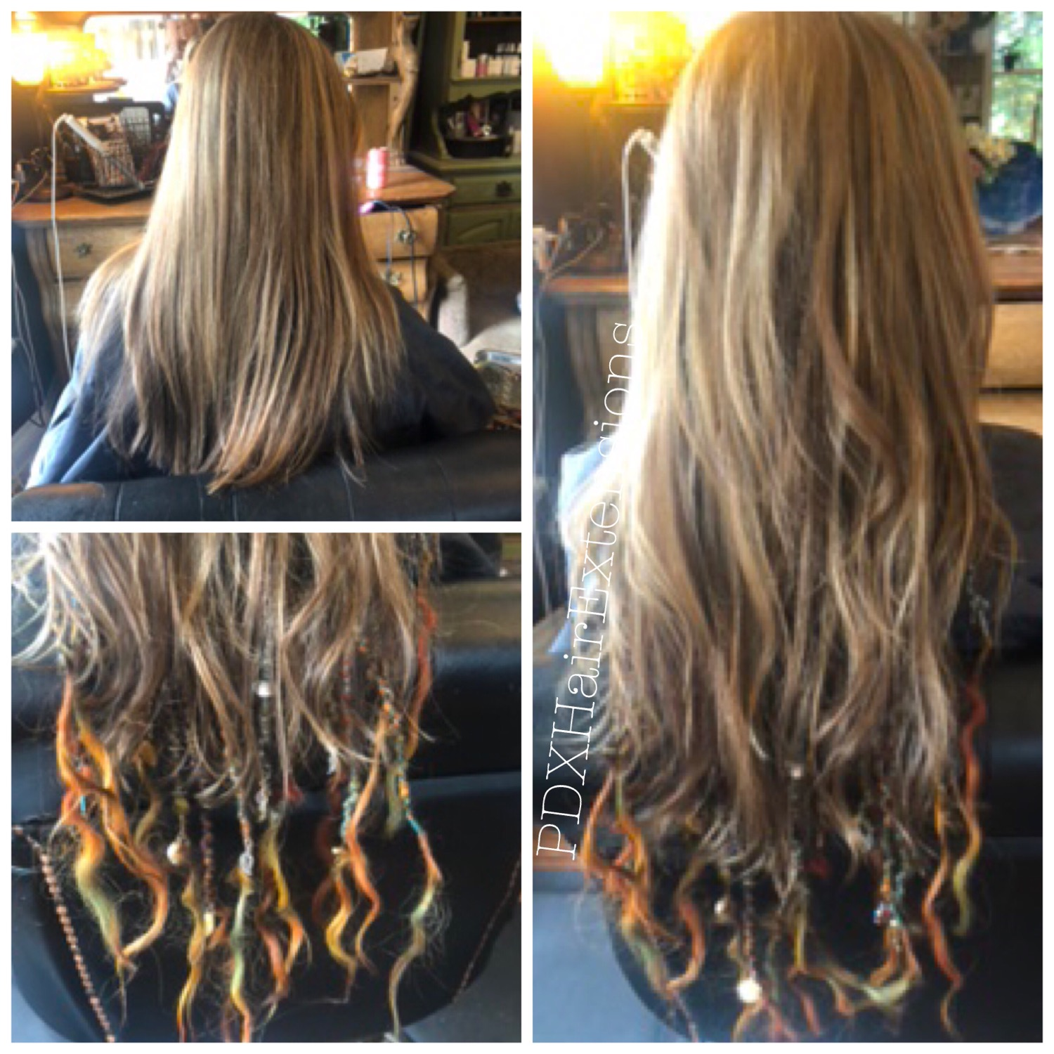 Accent/Fashion Dread Extensions