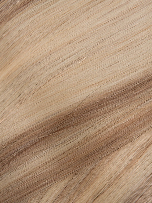 #613/10 Blonde Clip In Hair Extension