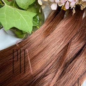 33 Pecan Brown PDX Hair Extensions .jpg