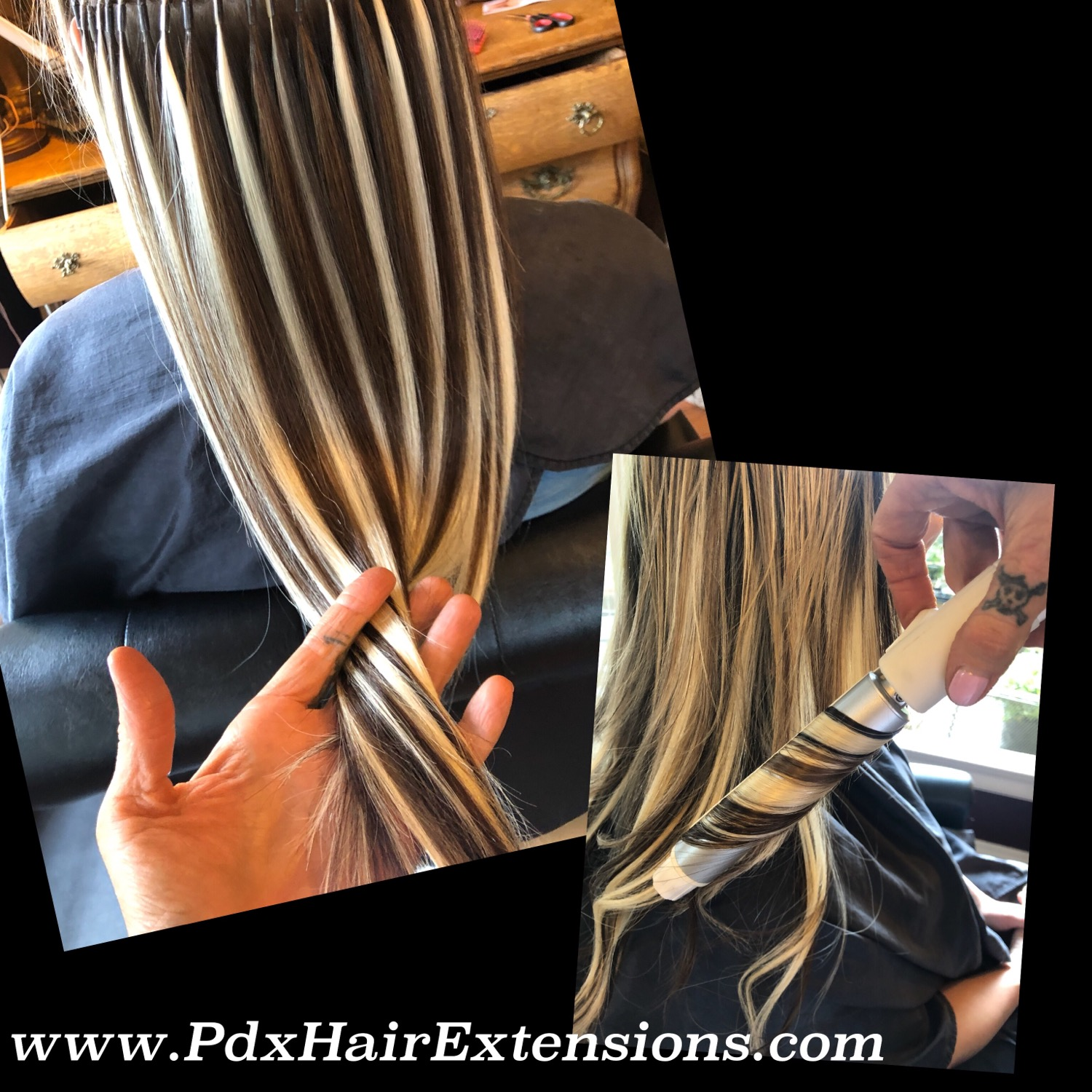 Curling Extensions