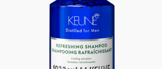 1922 BY J.M. KEUNE REFRESHING SHAMPOO