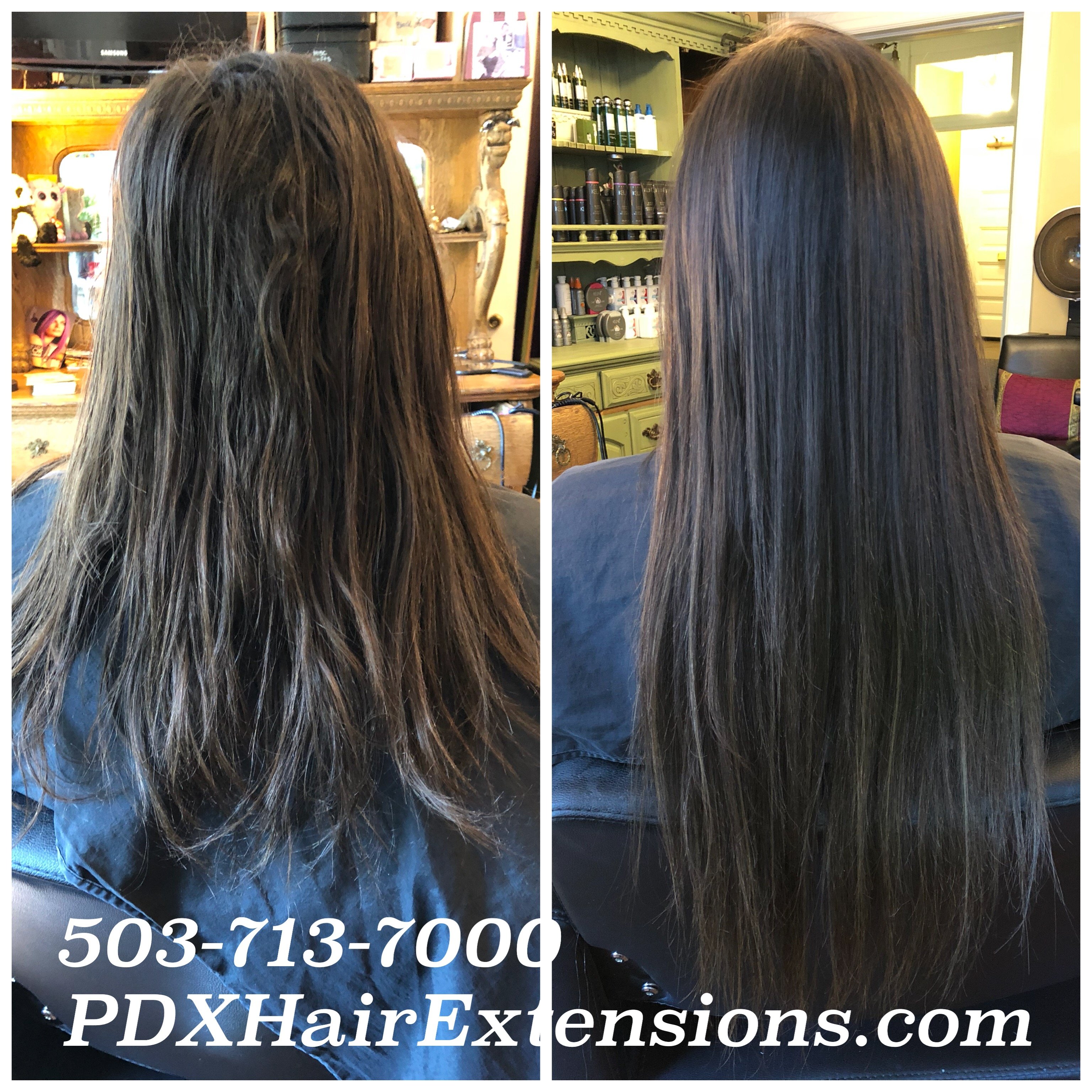 brown extensions
