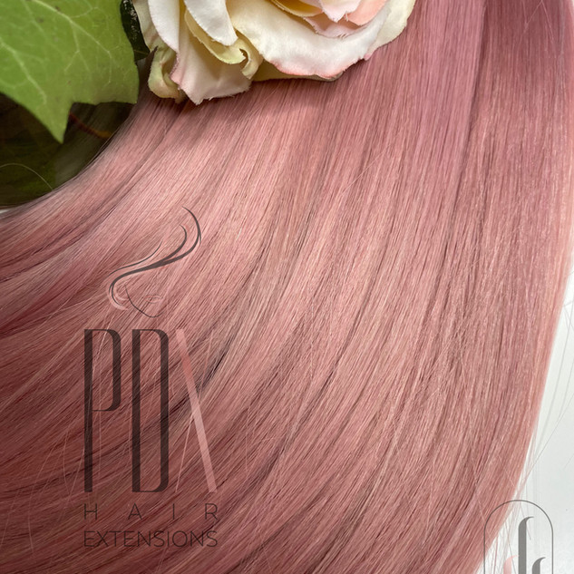 Soft Cool Pink PDX Hair Extensions .jpg