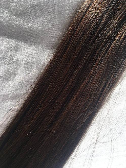 #3 Dark Clip in Hair Extensions