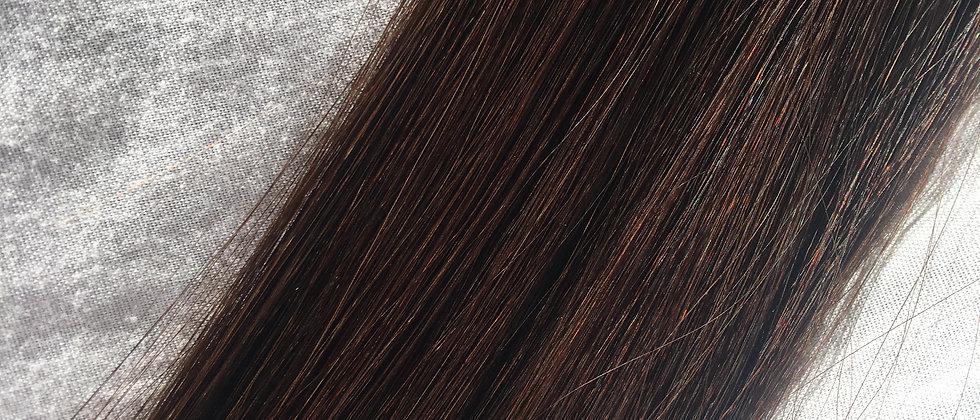 #3 Dark Clip in Hair Extensions