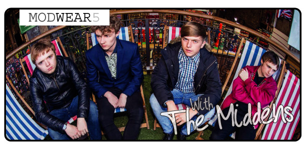 Modwear 5 – E14 –  Middens Interview