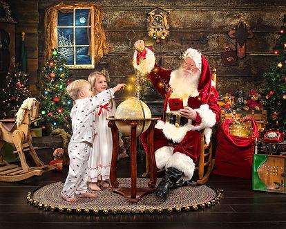 WEB - Santa Ken - Santa's Magical Experi