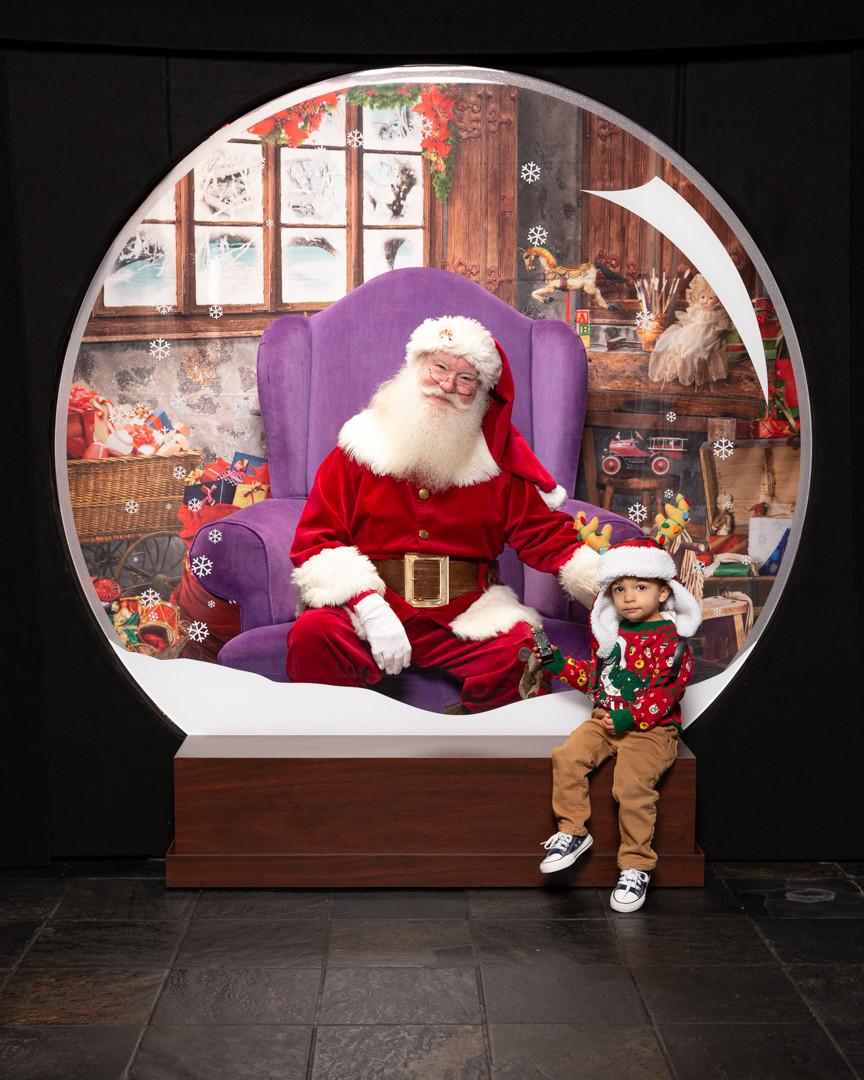 Santa Visit - 2020 - 9311