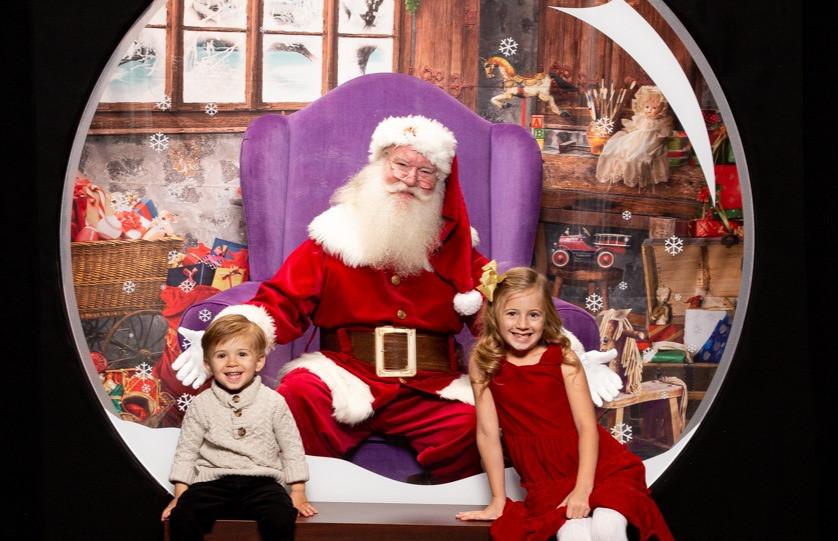 Santa Visit - 2020 - 0576