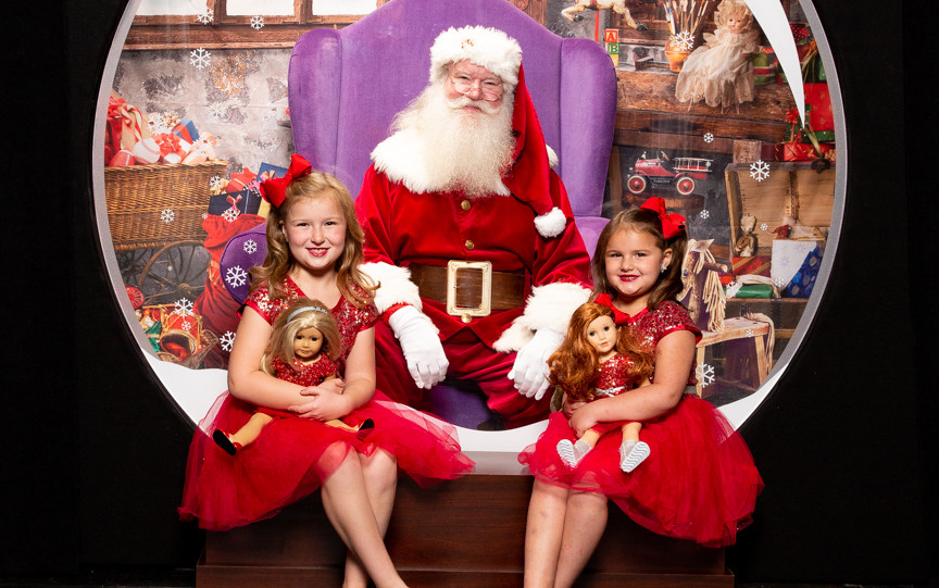 Santa Visit - 2020 - 0306